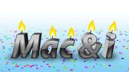 Mac & i online wird 5 Jahre alt: Ein Rückblick