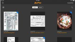 Scanner-App JotNot momentan kostenlos