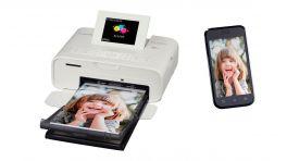 Neuer mobiler Drucker von Canon druckt mehr