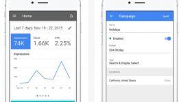 iOS-Verwaltungs-App für Googles Adwords
