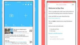 Tagebuch-App Day One runderneuert