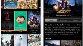 Apples Movie-Trailers-App für das Riesen-iPad angepasst