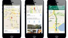 iOS: Google Maps erlaubt Umwege