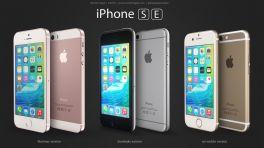 """Renderings: Wie das """"iPhone SE"""" aussehen könnte"""