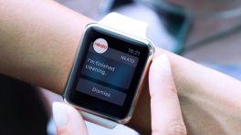 Apple Watch steuert Staubsauger