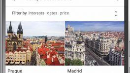 """Urlaubsplanung mit Google: Neuer Dienst """"Reiseziele"""""""
