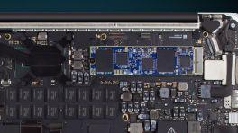 Neue PCIe-SSDs für verschiedene MacBooks