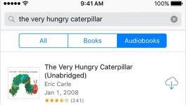 Apple erweitert iCloud-Bibliothek auf Hörbücher
