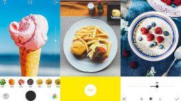 Bildbearbeitung für Essensfotos
