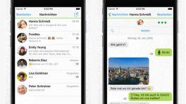 Krypto-Messenger Threema mit verbesserten Multimediafähigkeiten