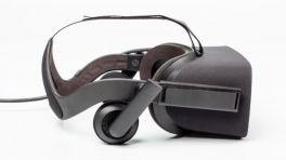 VR-Brille Oculus Rift