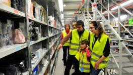 Amazon muss auch im Weihnachtsgeschäft Schutz des Sonntags einhalten