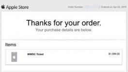 WWDC-Lotterie entschieden