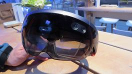 Microsoft HoloLens im Härtetest