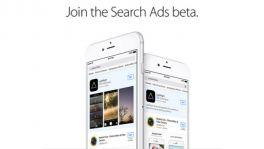 Apple startet Betatest für Suchreklame im App Store