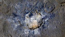 NASA-Sonde Dawn: Zwergplanet Ceres ist salziger als erwartet