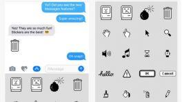 Apple verteilt Messages-Sticker für iOS-10-Betatester