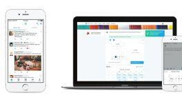 Dashboard: Twitter-Planungstool für Firmen