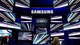 Samsung bei der CES