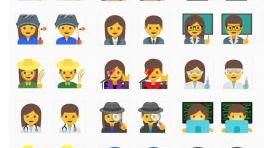 Googles Emojis für mehr gleichberechtigte Frauen werden offiziell