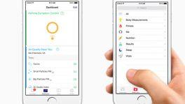 ResearchKit- und Apple-Health-App.