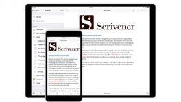 Scrivener kommt für iOS