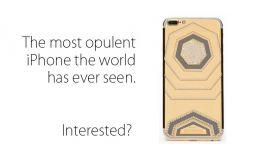 """Gepimptes """"iPhone 7"""" vorbestellbar ? für bis zu 1,3 Millionen Dollar"""