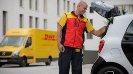 DHL kooperiert mit Smart: Der Kleinwagen als Lieferadresse