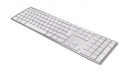 Mac-gerechte Drahtlos-Tastatur mit Ziffernblock verfügbar