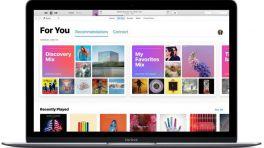 """iTunes 12.5 für Mac und PC mit """"Mag ich nicht""""-Schalter"""