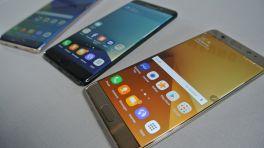 Galaxy Note 7: Samsung stoppt Auslieferung, möglicherweise Explosionsgefahr