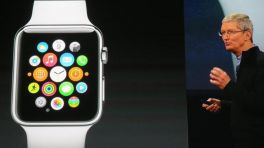 Präsentation Apple Watch