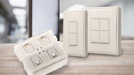Batterieloser Schalter für Bluetooth Smart
