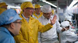 Apple eröffnet neues Forschungszentrum in China