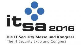 Sicherheitsmesse it-sa 2016: Von Ransomware bis SCADA