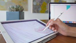 Duet Pro auf dem iPad