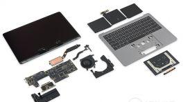 Neues MacBook Pro: SSD lässt sich tauschen