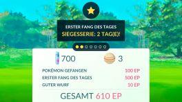 Pokémon Go: App-Update, Belohnungen und Tempolimits