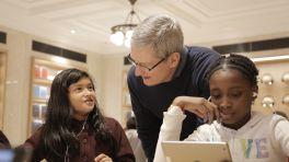 Kostenloser Programmierunterricht in allen Apple-Läden