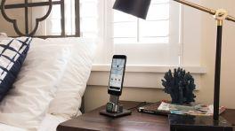 Kombiniertes iPhone- und Apple-Watch-Dock von Twelve South