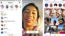 Instagram bekommt Live-Video und weitere Snapchat-Features