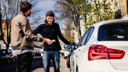 DriveNow: Schneller Mietwagenwechsel ohne Parken