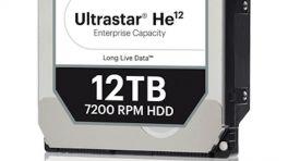 HGST: 12-TByte-Festplatten und 8-TByte-SSDs