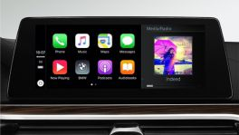 CarPlay im BMW