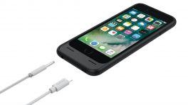 Akkuhülle für das iPhone 7 mit Kopfhöreranschluss