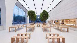 Firma aus dem Münsterland rüstet Apple Stores aus