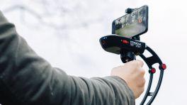"""Kickstarter-Projekt: Mit diesem """"Stabilizer""""-Stativ sollen Videoaufnahmen mit dem Smartphone-Videos weniger verwackeln"""