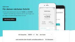 """Bank-Startup N26 bietet """"Echtzeit-Kredite"""" per Smartphone"""