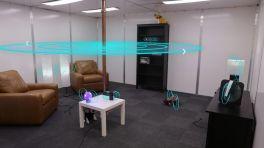 Disney Research baut Magnetfeld-Raum, der alle Geräte drahtlos mit Strom versorgt