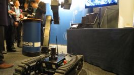 European Robotics Forum  2017: Zukunftstechnologie Robotik?